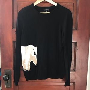 Polar Bear Sweater | Sz S